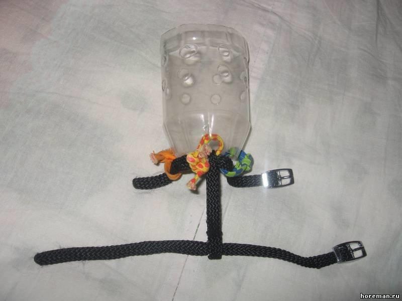 Намордник для кота своими руками из бутылки 60